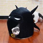 kattenmandje batman