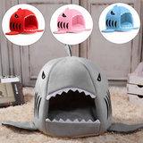 kattenmandje haai rood