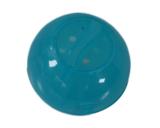 blauwe speelbal