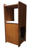 krabpaal hout meubel
