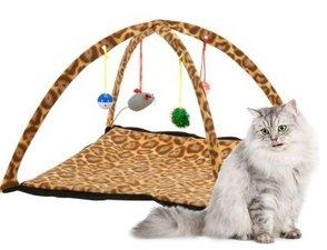 Katten Speelmat Luipaard Print