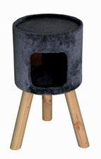Krabpaal huisje op poten La Sol (donkergrijs)