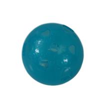 KattenSpeelbal voor brokjes en snoepjes Blauw