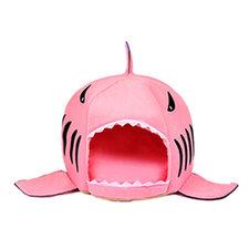 Kattenmand haai roze