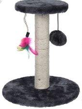 Krabpaal klein met balletje (grijs)
