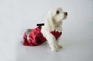 Sleepzak hond / drag bag XS