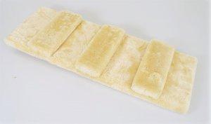 Krabpaal onderdelen: trapje creme