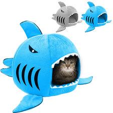 Kattenmand haai blauw