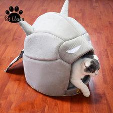 Kattenmand Bat House grijs