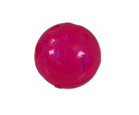 KattenSpeelbal voor brokjes en snoepjes Roze